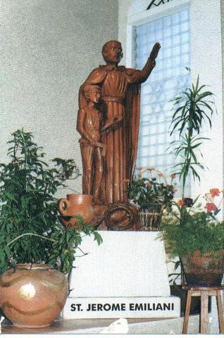 Aemilianum Patron Saint