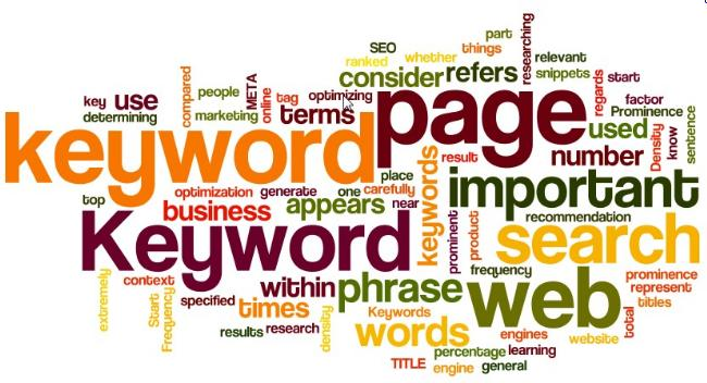 Four Tips For Picking Keywords