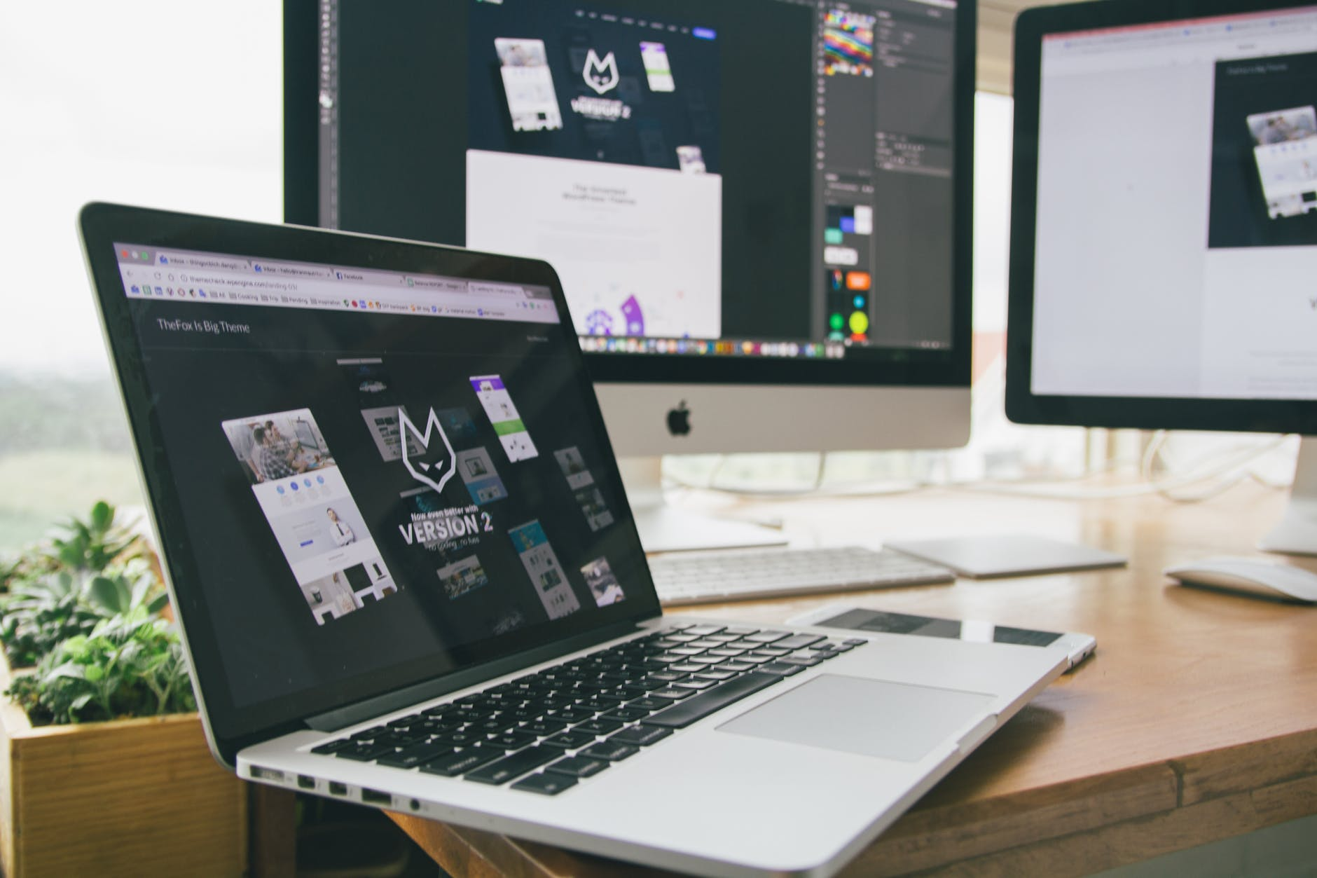 5 Elements That Make Your Website Design Work